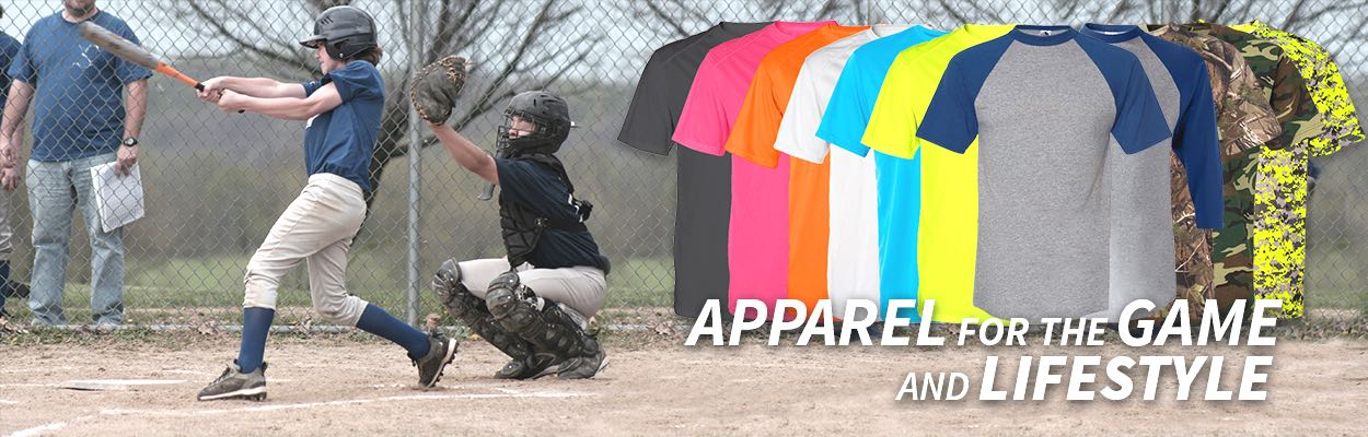 Moisture Wicking Sports Shirts