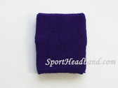 like LA Laker's Purple Sport Wristband 4INCH for Sweat