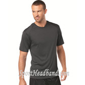 Badger Athletic Fit Sports Shoulders T-shirt for Sports