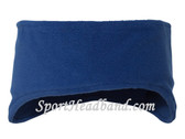 Blue Polar Fleece Headband(1 Piece)