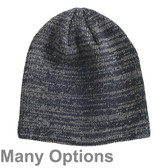 "Winter Warmer Marled  8"" Kint Beanie"