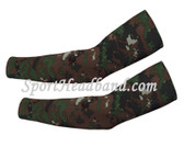 Camouflage Sun Protection Arm Cooling/Shooting Sleeve[1 pair]