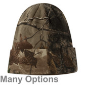 Realtree Knit 12 inch Hunting Beanies