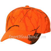 Realtree Structured Camo Cap