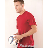 Men's Short Sleeve Cool Dri UPF 50+ Performance T-Shirt