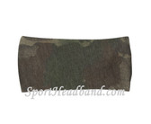 Camo Dreamstate Polyester Wider Headband Head Wrap(1 Piece)