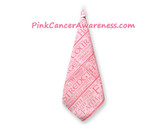 Breast Cancer Awareness Pink Bandana 1Piece