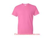 Azalea Pink DryBlend Cotton/Polyester T-Shirt