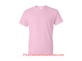 Light Pink DryBlend Cotton/Polyester T-Shirt