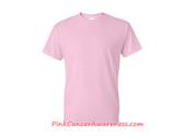 Light Pink DryBlend Cotton/Polyester T-Shirt
