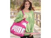 PUMA Pink Tote Bag