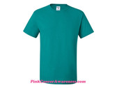 Teal Heavyweight Blend 50/50 T-Shirt