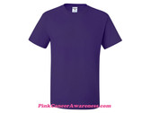 Dark Purplr Heavyweight Blend 50/50 T-Shirt