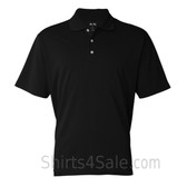 Adidas Black Golf Polo