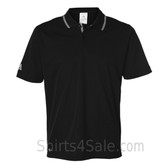 Adidas Black Golf/Athletic Polo