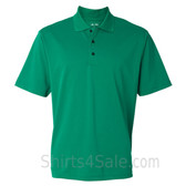 Adidas Amazon Green Golf Polo
