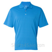 Adidas Sky Blue Golf Polo