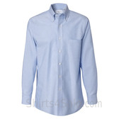 Light Blue Long Sleeve Oxford dress shirt