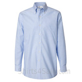Light Blue Pinpoint Oxford dress shirt