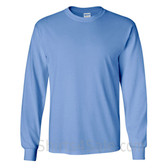 Gildan Ultra Cotton - 100% Cotton Long-Sleeve T-Shirt - Carolina Blue