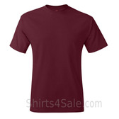 Cardinal Neck tag-free men's t shirt