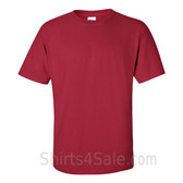 Cardinal Cotton mens t shirt