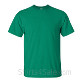Green Cotton mens t shirt