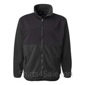 Black Weatherproof Therma Fleece Full-Zip Jacket
