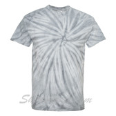 Silver Cyclone Pinwheel Short Sleeve T-Shirt