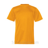 C2 Sport Gold Yellow Youth Performance T-Shirt