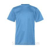 C2 Sport Columbia Blue Youth Performance T-Shirt