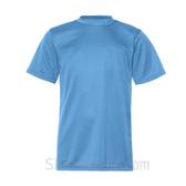 C2 Sport Columbia Blue Youth Performance T-Shirt