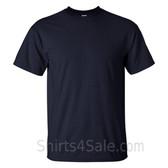 Navy Tall Size 100% cotton t-shirt