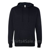 Navy Fleece Heavenly Hooded Pullover