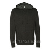 Charcoal Heather Fleece Heavenly Hooded Pullover
