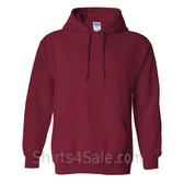Cardinal Heavy Blend Hooded Sweatshirt