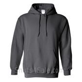 Charcoal Heavy Blend Hooded Sweatshirt