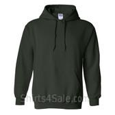 Forest Heavy Blend Hooded Sweatshirt