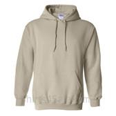 Sand Heavy Blend Hooded Sweatshirt