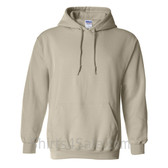 Sand Heavy Blend Hooded Sweatshirt