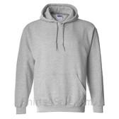 Sport Gray Heavy Blend Hooded Sweatshirt