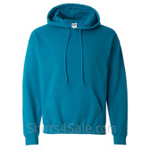Teal Heavy Blend Hooded Sweatshirt