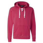 Wildberry Sport Lace Hooded Sweatshirt