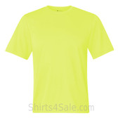 Champion Safety Green Men's 4 oz. Double Dry Performance T-Shirt