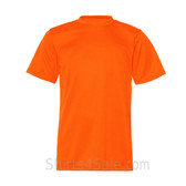 C2 Sport Safety Orange Youth Performance T-Shirt