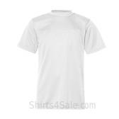 C2 Sport White Youth Performance T-Shirt