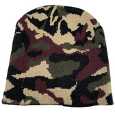 COUVER 9 inch Camouflage Beanie