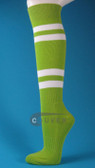 Striped Softball/Sports Knee Socks