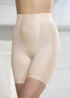 Glamorise Isometric Long-Leg Shaping Brief Control Panty Cafe