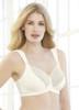 Glamorise Elegance Full-Figure Wide-Strap Support Bra Ivory